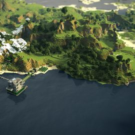 Landscape-Minecraft-wallpaper-HD