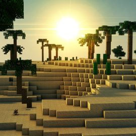 Minecraft Desktop Wallpapers HD - www.walldes-download.com