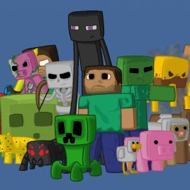 minecraft-wallpapers-characters